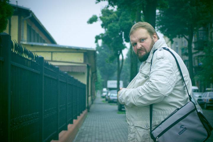 Marcin F. [fot. Anna Kwiatkowska]