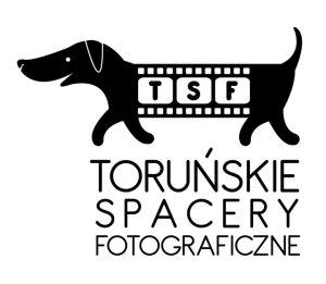 Logo Toruńskich Spacerów Fotograficznych