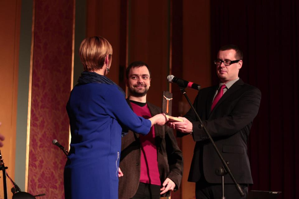 Kulturalne Krawaty 2012, fot. Laura Dołęgowska
